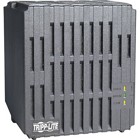 Tripp Lite 1000W Line Conditioner w/ AVR / Surge Protection 230V 4A 50/60Hz C13 2x5-15R Power Conditioner