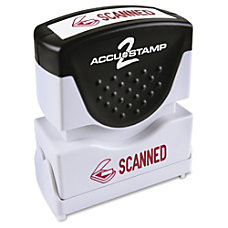 COSCO Message Stamp SCANNED Red