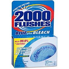 WD 40 2000 Flushes BlueBleach Bowl