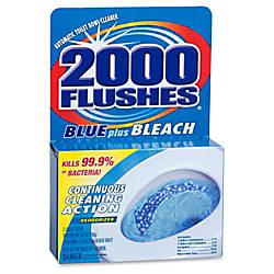 WD 40 2000 Flushes BlueBleach Bowl