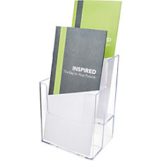 Deflecto Multi Compartment DocuHolder Extra Deep