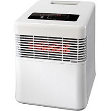 Honeywell Digital Infrared HeaterQuiet Fan Infrared