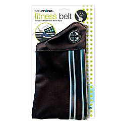 somine Fitness Belt Black
