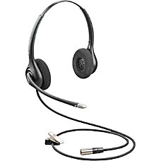 Plantronics HW261N DC Headset Stereo Quick