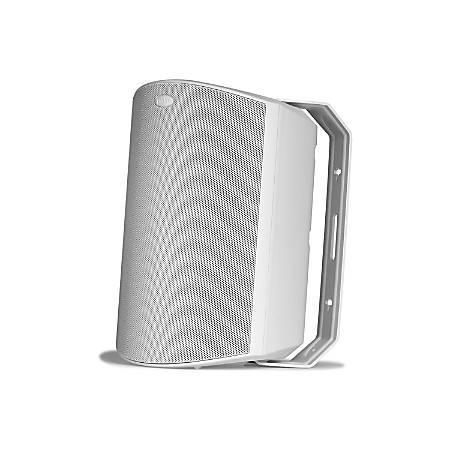 Polk Audio Atrium6 All-Weather Outdoor Speakers, White, Pair, ATRIUM6WHITE