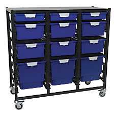 Storsystem SW Mobile Metal Rack 12