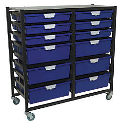 Storsystem EW Mobile Metal Rack 12