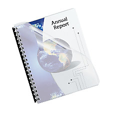 Fellowes Futura Premium Heavyweight Binding Covers