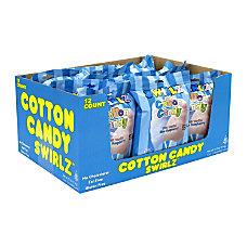 Swirlz Cotton Candy Pink Vanilla And
