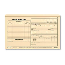 ComplyRight Employee Record Folders Legal 15