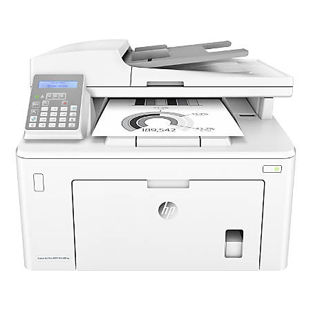 HP LaserJet Pro M148fdw All-in-One Wireless Laser Printer With Auto Duplex Printing, Mobile Printing, Fax & Built-In Ethernet, 4PA42A