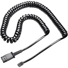 Plantronics U10P S Handset Audio Cable