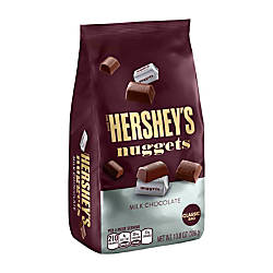 Hershey s Milk Chocolate Nuggets 108