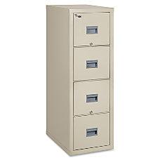 FireKing Patriot Series Vertical File Cabinet