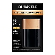 Duracell Rechargeable 10050 mAh Powerbank 3