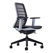 Koplus Tonique Mesh Task Chair BlackWhite