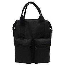 Aquarius Hybrid Tote Backpack With 15