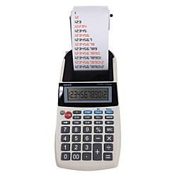 Datexx LP 50TS Handheld Printing Calculator