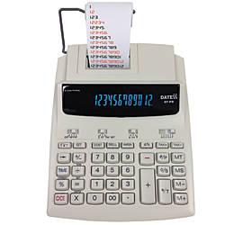 Datexx 87 PD Printing Calculator