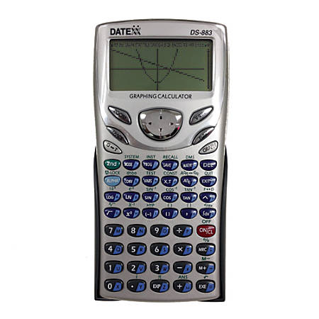 Teledex Datexx DS-883 Scientific Graphing Calculator