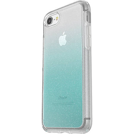 OtterBox iPhone 8 & iPhone 7 Symmetry Series Clear Graphics Case - For Apple iPhone 7, iPhone 8 Smartphone - Dazzling Patterns - Aloha Ombrà - Synthetic Rubber, Polycarbonate
