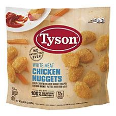 Tyson White Meat Chicken Nuggets 5