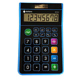 Datexx DD 612 Desktop Calculator Assorted