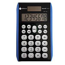 Datexx DD 100 Handheld Calculator Assorted