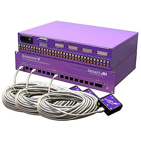 SmartAVI SmartNetV IRX-SW SNV64X16S Video Switch