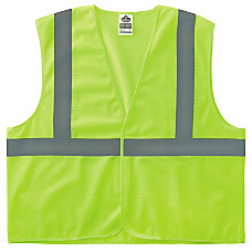 Ergodyne GloWear Safety Vest Super Econo