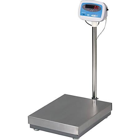 Brecknell 300lb Capacity Floor Scale - 300 lb / 150 kg Maximum Weight Capacity