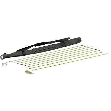 LSDI Creep-Zit Compact 24ft. Kit - Threaded Connector Wire Running Rod Kit