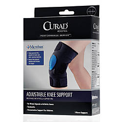 CURAD Womens Adjustable Knee Supports Universal