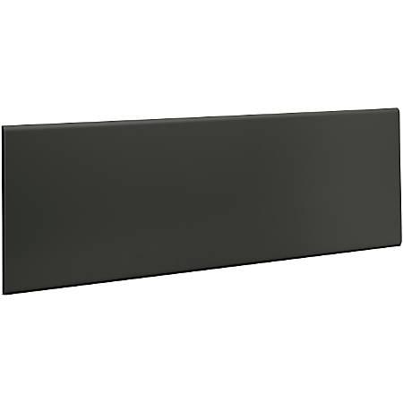 "HON®38000 Series Flipper Door for 48"" Hutch, Charcoal"