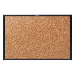 Quartet Classic Cork Bulletin Board 60