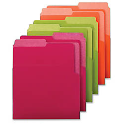 Smead Organized Up Heavyweight Vertical File