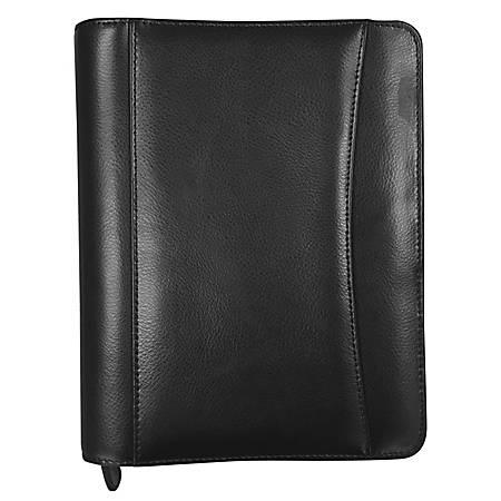 Franklin Covey® RB Binder Planner, Classic Sedona, Black