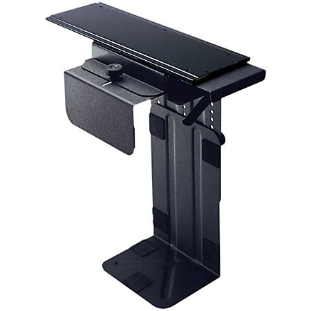 Humanscale CPU300 - Mounting kit - under-desk mountable - black