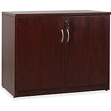 Lorell Essentials Series Storage Cabinet Adjustable