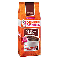 Dunkin Donuts Original Blend Whole Bean