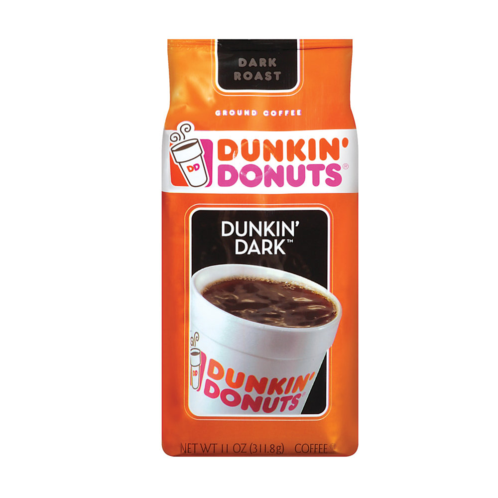 Roasted darker for a bold, rich taste  Enjoy smooth, rich flavor with big, bold taste!  Ground and ready to use right out of the package.  Made from 100% Arabica beans.  Makes up to forty 6-oz cups of coffee.