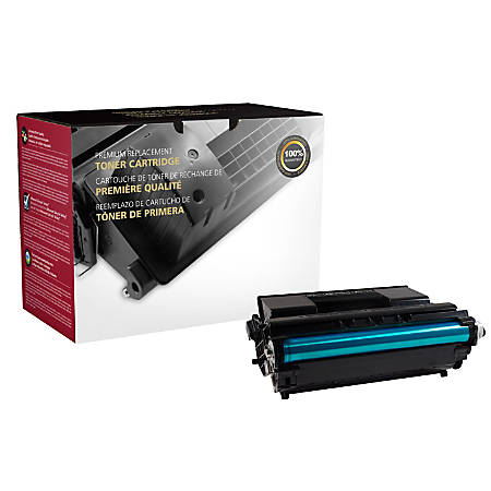 Clover Technologies Group™ 200707P (OKI® B710 / 52123601) Remanufactured Black Toner Cartridge
