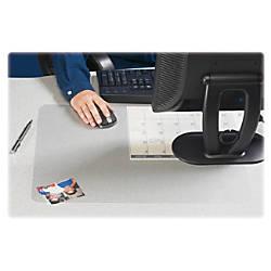 Artistic Krystal View Clear Desk Pad