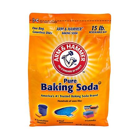 ARM & HAMMER™ Pure Baking Soda, 240 Oz Bag