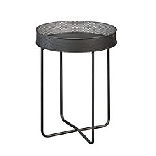 Sauder Boulevard Cafe Round Side Table