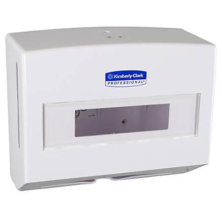 Kimberly Clark® Scottfold™ Compact Paper Towel Dispenser, White
