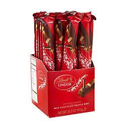 Lindor Chocolate Truffle Bars Milk Chocolate