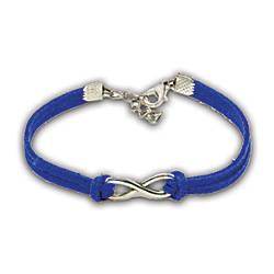 Infinity Bracelet Navy