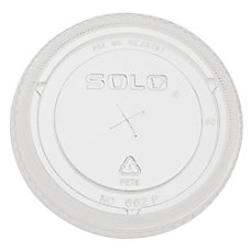 Dart Straw Slot Cold Cup Lids