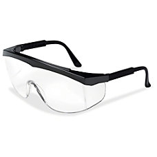 Crews Stratos Wraparound Design Glasses Adjustable